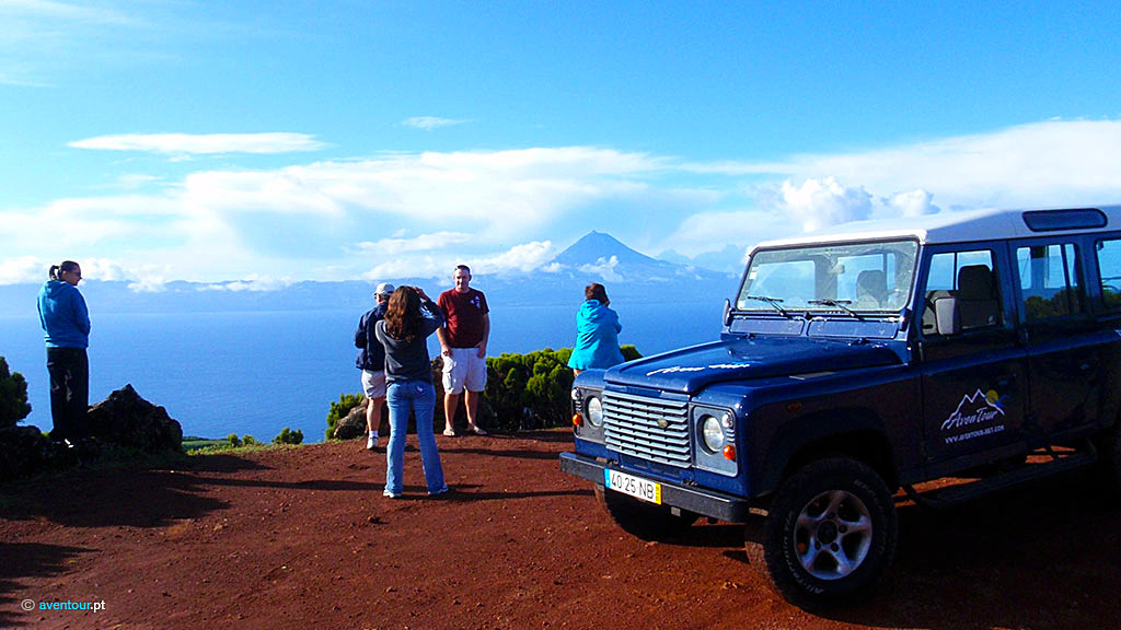 Jeep Tours in Sao Jorge Island - Azores