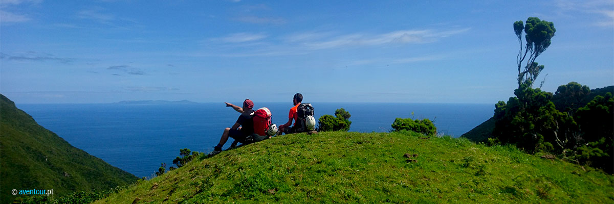 special packs  day with multi.activities in Sao Jorge Island - Azores